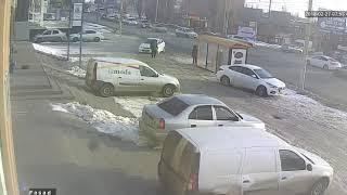 ДТП Радиаторный Вавилова Ростов-на-Дону.