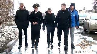 В Кемерове благодаря пятерым подросткам задержан грабитель, напавший в лифте на местную жительницу