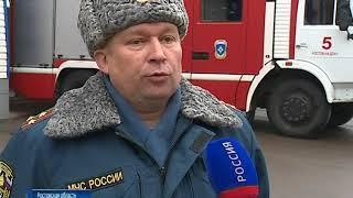 Затор под Каменском-Шахтинским: экстренные службы работают, но движение медленное