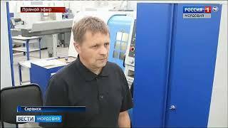 Владимир Волков провел ряд встреч на Саранском Телевизионном Заводе
