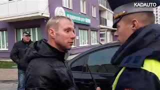 ДТП на Сельме в Калининграде. 17.11.18