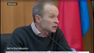 Поток легковых машин на виадуке в Белогорске регулируют автоинспекторы