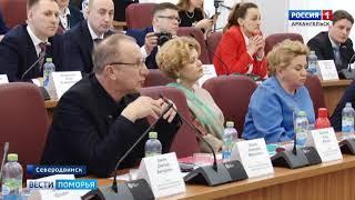 О работе за минувший год отчитался сегодня депутат областного Собрания Александр Дятлов