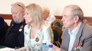 Сергей Цивилев встретился с бывшими руководителями промышленных предприятий