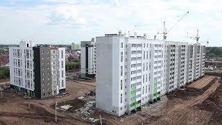 В Башкирии в 2018 году планируют сдать 120 тысяч квадратных метров жилья