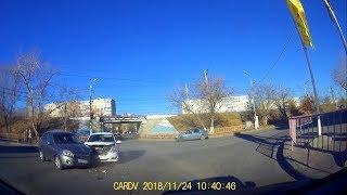 Подборка ДТП / Осень-Зима 2018/ Часть 274 Car Crash Compilation - Part 274