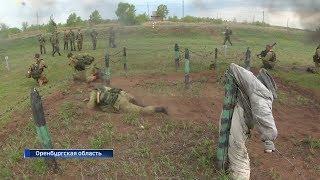 На границе Башкирии прошел международный конкурс с участием элитных подразделений спецназа