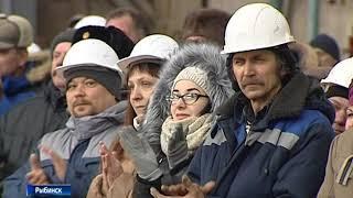 На Рыбинском судостроительном заводе заложили второе морское транспортное судно вооружения