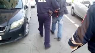 Во Владивостоке задержан подозреваемый в разбойном нападении на автомобилистку