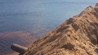 Сточные воды, стекающие в Волгу в районе Полушкиной рощи, опасности не представляют