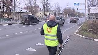 Предстваители ОНФ проверили качество ремонта проспекта Авиаторов в Ярославле
