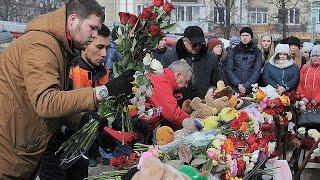 В России объявлен национальный траур