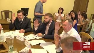 В Саранске прошло первое заседание Общественного совета при Государственном Собрании Мордовии