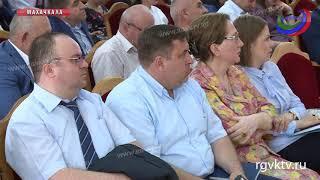 Врио Главы Дагестана встретился с руководителями пресс-служб муниципальных образований республики