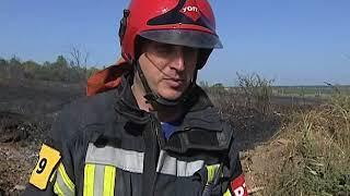 МЧС: пожар на окраине Ростова ликвидирован