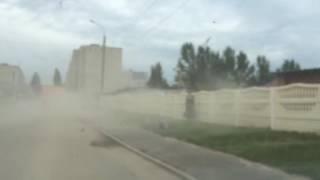 Ливенцы удивляются качеству уборки улиц