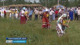 Фольклорный праздник на звание лучшего косаря собрал мастеров со всей республики