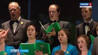 """Православный хоровой фестиваль """"Юные голоса Онего"""" стартовал в Карелии"""