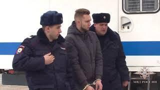 Сотрудники МВД России в Брянске задержали подозреваемого в разбойном нападении на инкассатора