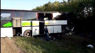 ДТП в Ставропольском крае: семеро пострадавших - в тяжелом состоянии