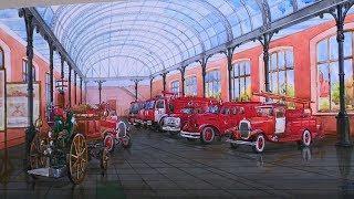 К Дню пожарной охраны в Пензе открылась выставка