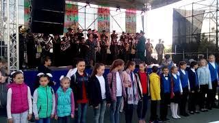 Хабаровск акция Поющая площадь май 2018