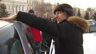 В Омске прошёл кастинг автомобилей, которые выступят на сцене филармонии