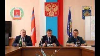 В Волгоградской области снят режим ЧС