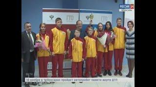 Ребята из Чувашии достойно выступили на всероссийском фестивале ГТО среди школьников в международном