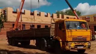 08 06 2018 Новую школу в с. Алнаши сдадут до конца 2018 года