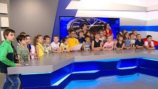Волгоградские телевизионщики помогают школьникам определиться с выбором профессии