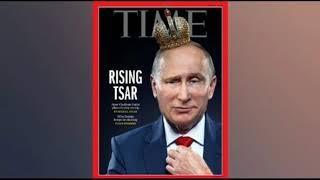 Путин в короне, что означает новая обложка Time