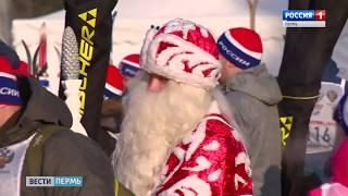 18 тысяч прикамцев приняли участие в «Лыжне России»
