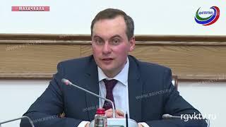 Премьер Дагестана встретился с дагестанским отделением Союза архитекторов России