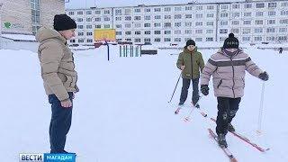 Физкультуру на лыжах восстановили