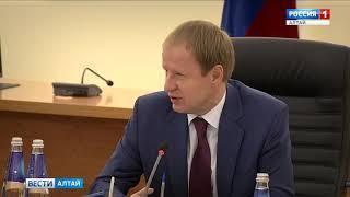 Стало известно, каким будет Правительство при новом губернаторе Викторе Томенко