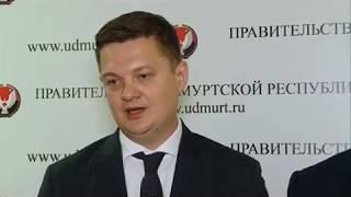 19 07 2018 Делегация российского концерна «Алмаз-Антей» приехала в Ижевск
