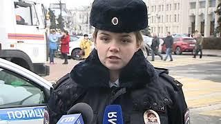 В Ярославле прошел рейд по нарушителям парковки на местах для инвалидов