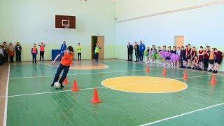 Юные спортсмены Пензы начали обратный отсчет до чемпионата мира по футболу