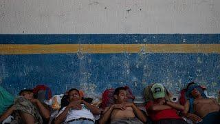Мексика сделала предложение мигрантам