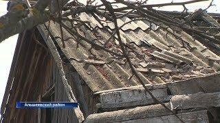 В Башкирии ветеран войны не может добиться капремонта обветшавшего дома