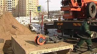 Подача тепла в соцобъектах Заволжского района будет производиться посредством обратного трубопровода