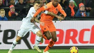 Лига наций УЕФА: победа Нидерландов