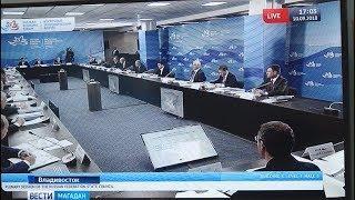 Сергей Носов представил основной доклад заседания президиума Госсовета