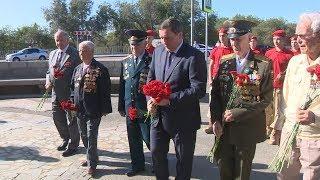 В Волгограде почтили память жертв бомбардировки Сталинграда в августе 1942 года