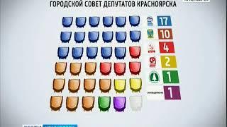 Выборы депутатов красноярского горсовета: предварительные итоги