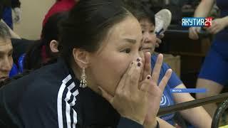 Лично-командный чемпионат республики по мас-рестлингу состоялся в Якутске