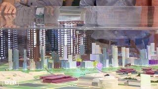 На ИННОПРОМе представили проект «300-Парка» к юбилею Екатеринбурга
