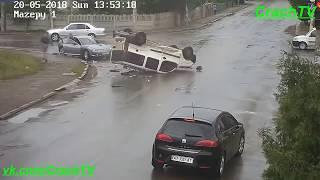 Новая подборка ДТП и аварии от «Crach TV» за 02.07.2018_Видео №103. ДТП