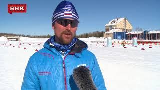 Анатолий Рочев - Чемпионат России по лыжным гонкам 2018 года